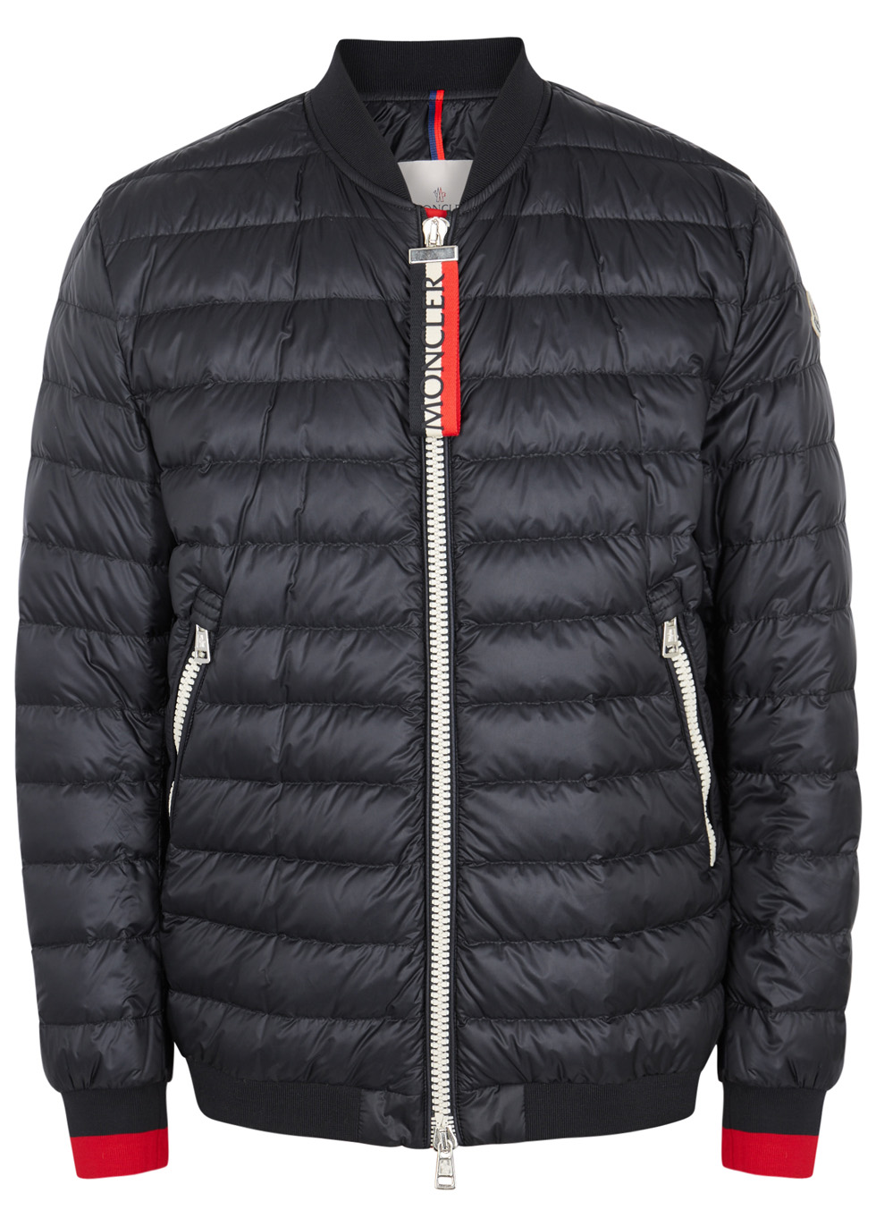 Daneb quilted shell jacket - Moncler