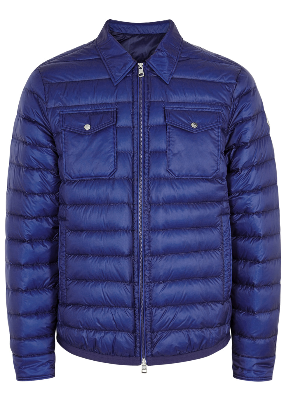 Terrence quilted shell jacket - Moncler