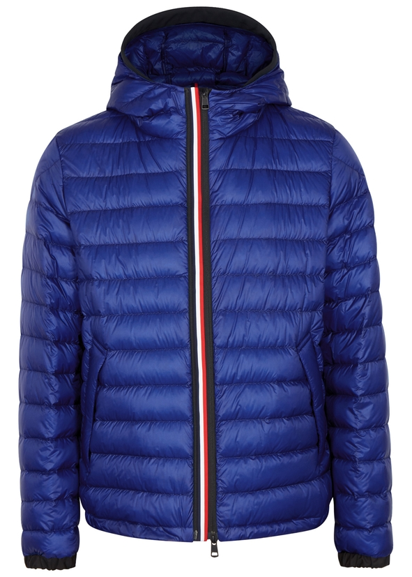 Morvan quilted shell jacket ...