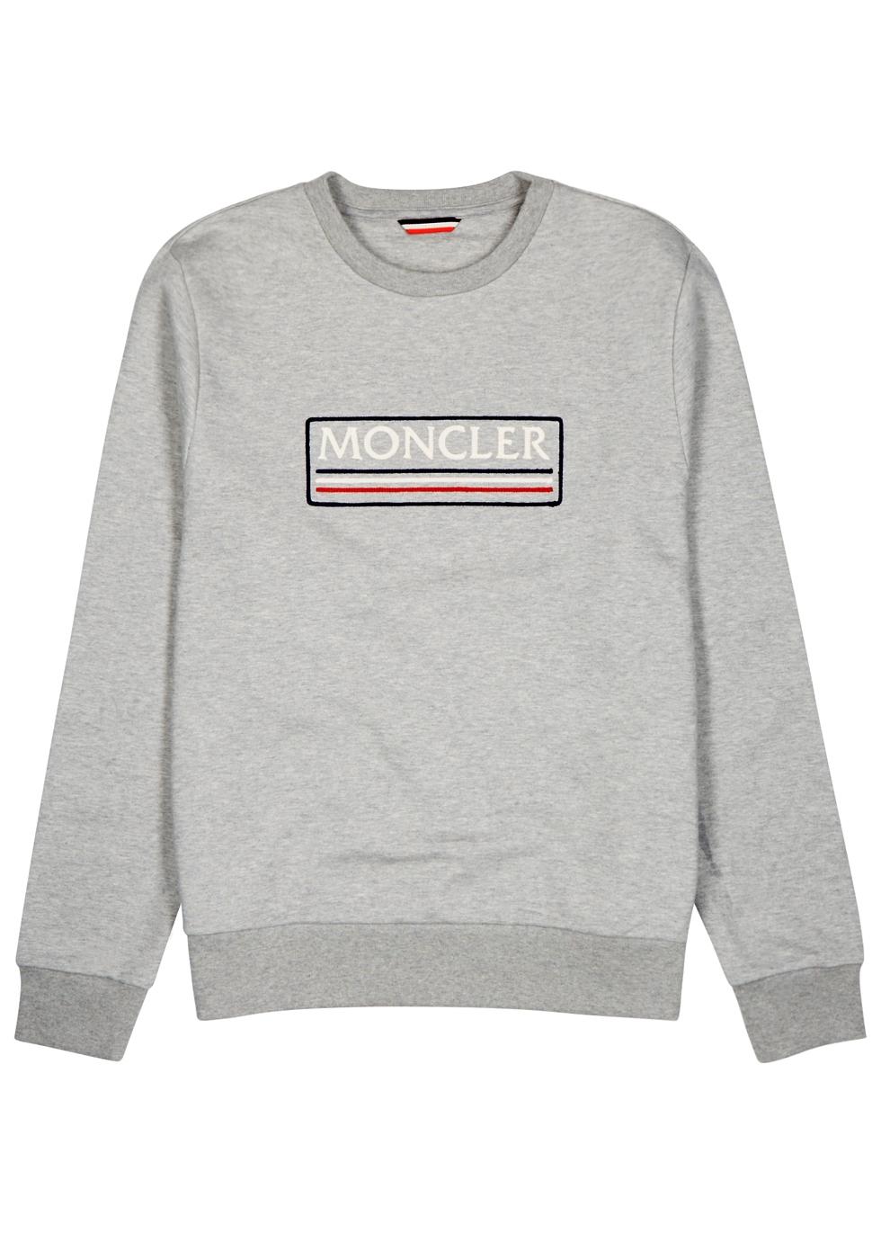 moncler agate lon grey
