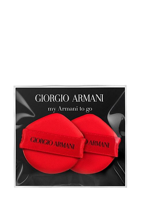 8c3ade7d Armani Beauty My Armani To Go Cushion Foundation Sponge - Harvey Nichols