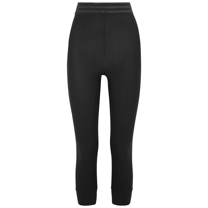 High HALT CROPPED JERSEY LEGGINGS