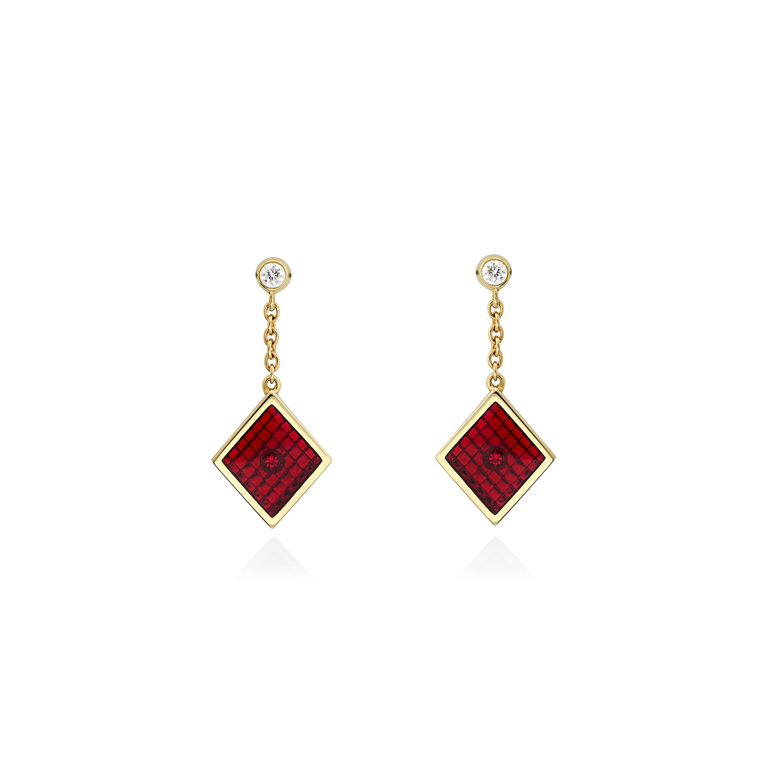 RALIEGH GOSS Diamond Earrings
