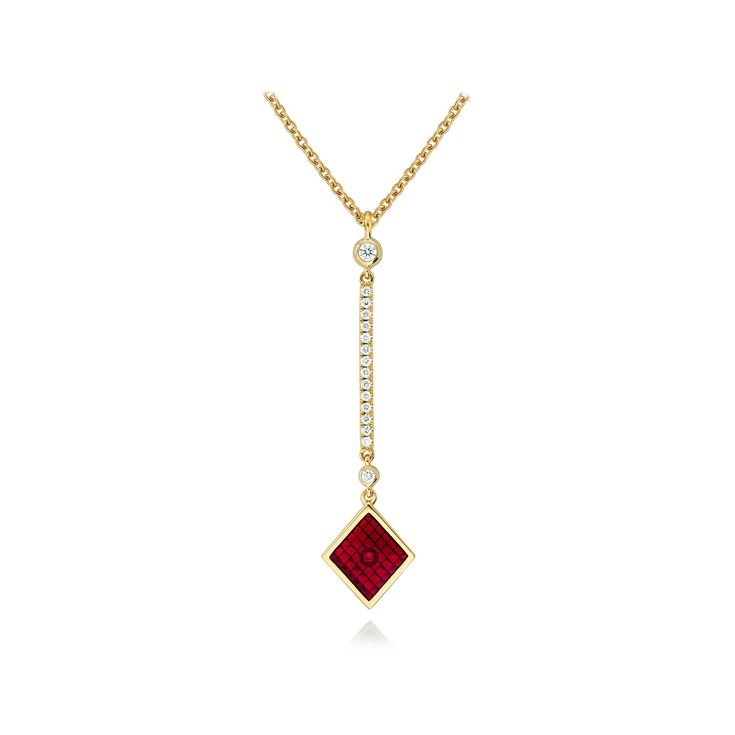 RALIEGH GOSS Royal Diamond Pendant