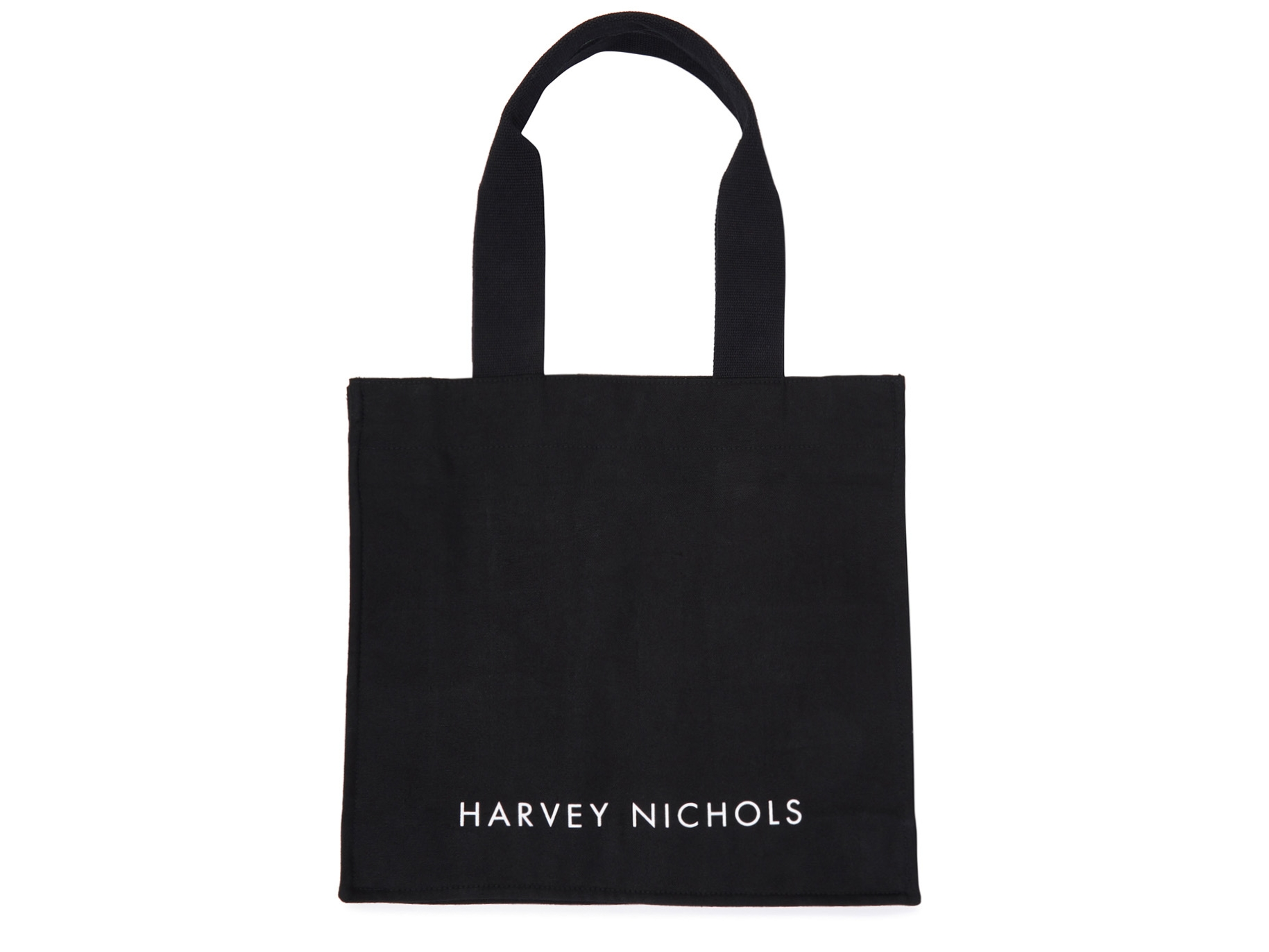e03120bb949b Harvey Nichols Black Canvas Tote Bag