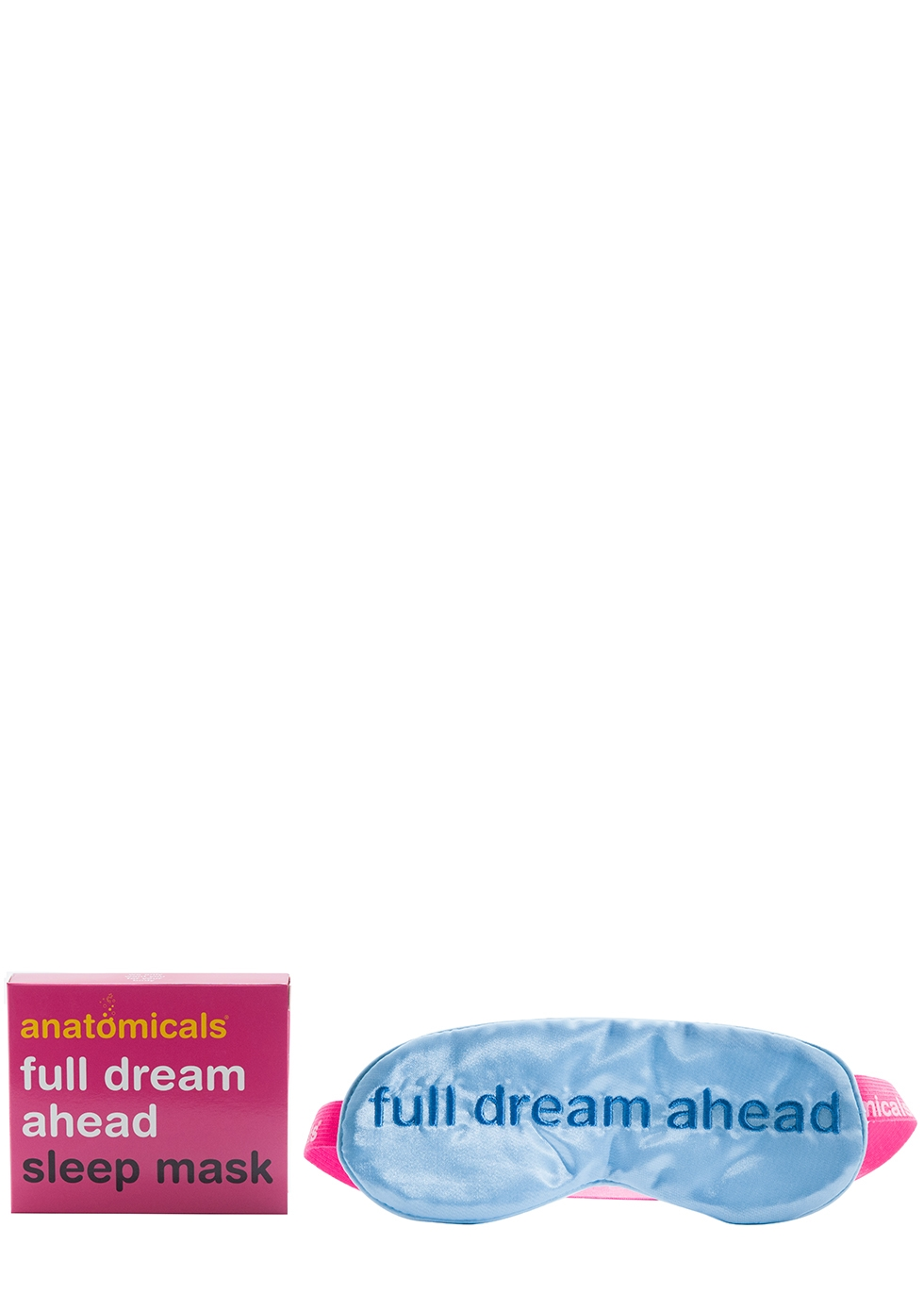 Full Dream Ahead Sleep Mask