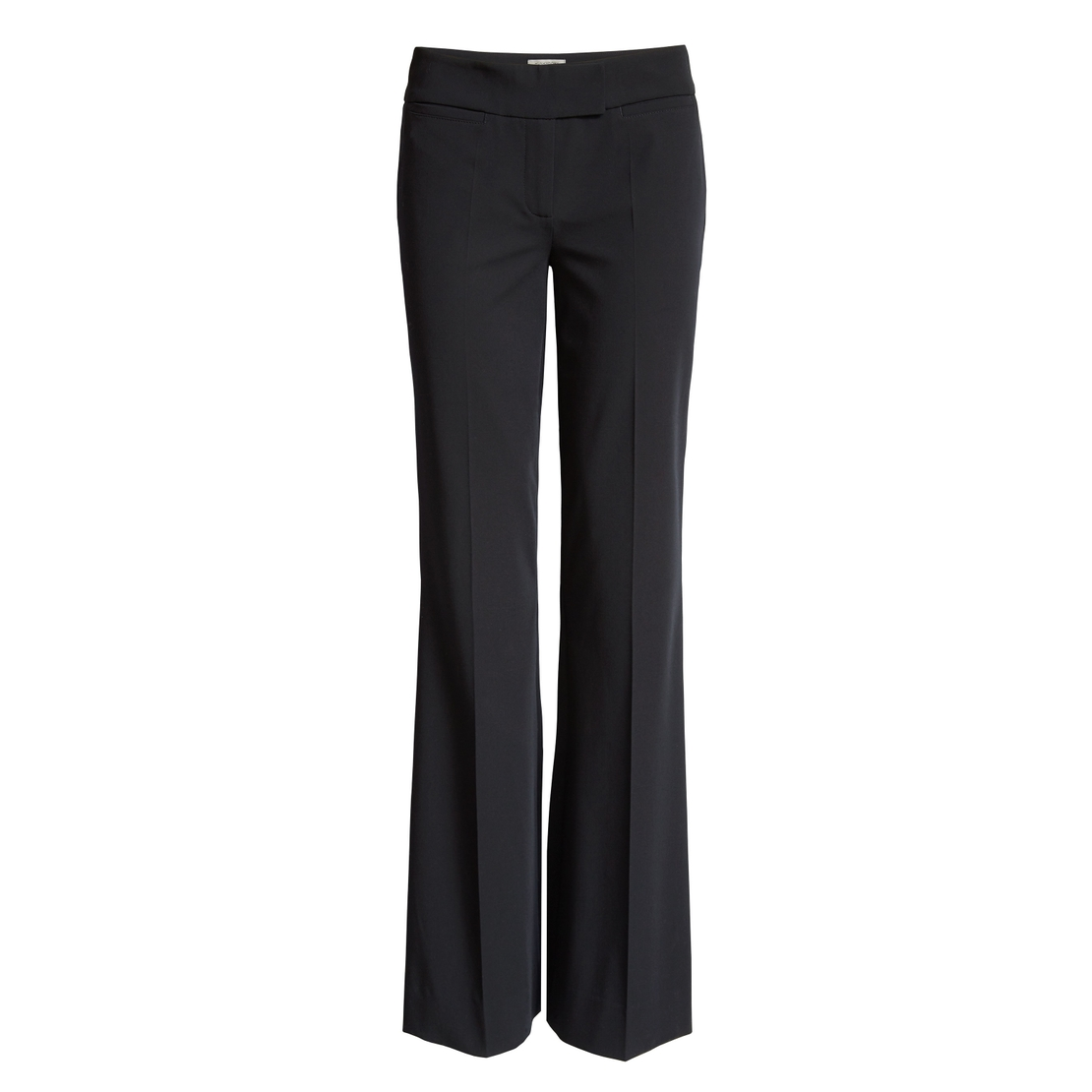 Hunkydory BREE SLACKS ALMOST BLACK