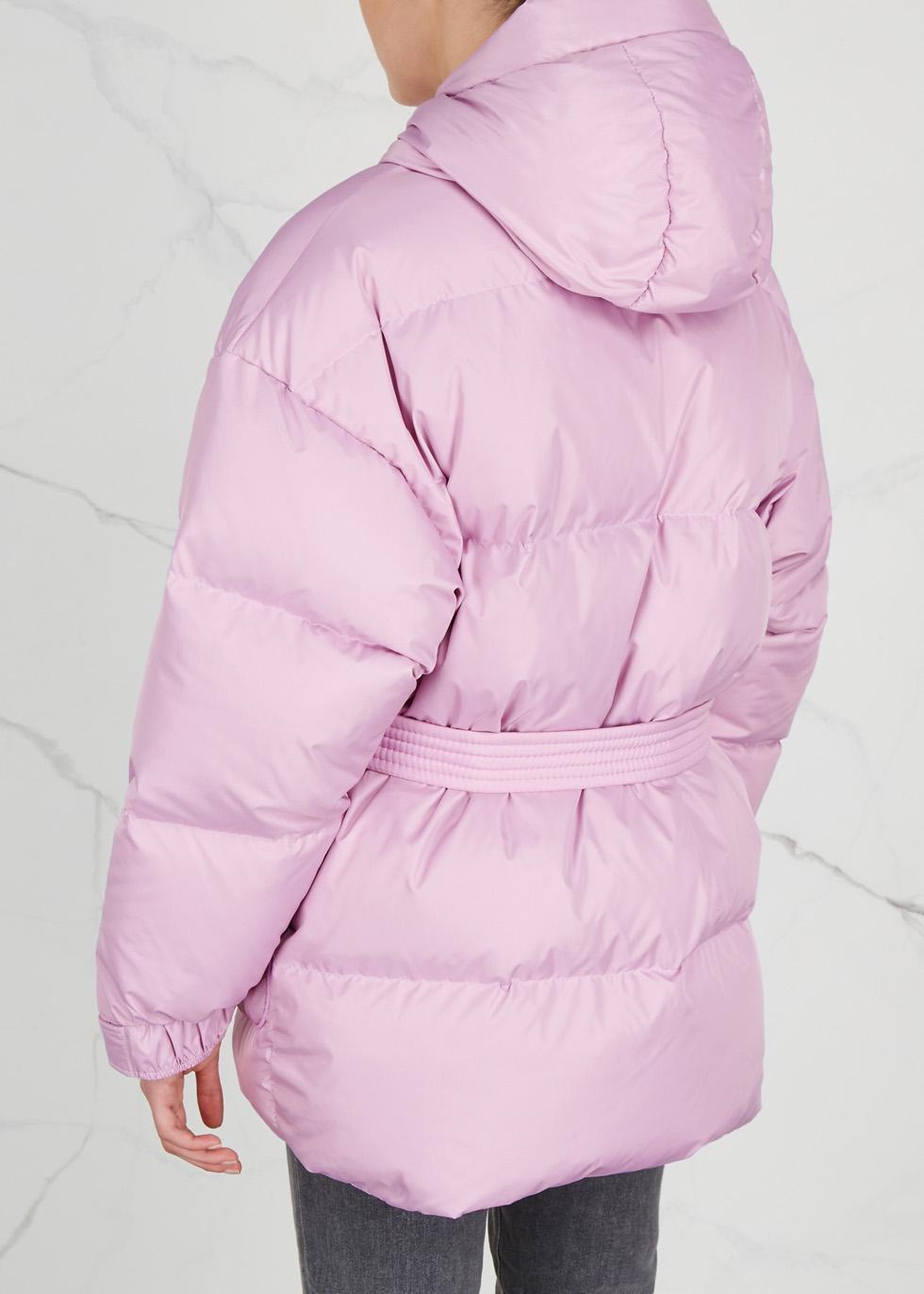 Michelin hooded shell bomber jacket - IENKI IENKI