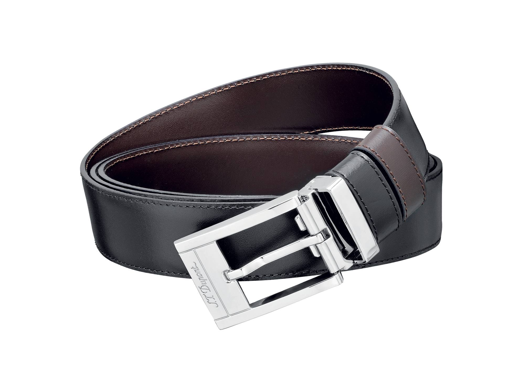 S.T. DUPONT PALLADIUM BELT