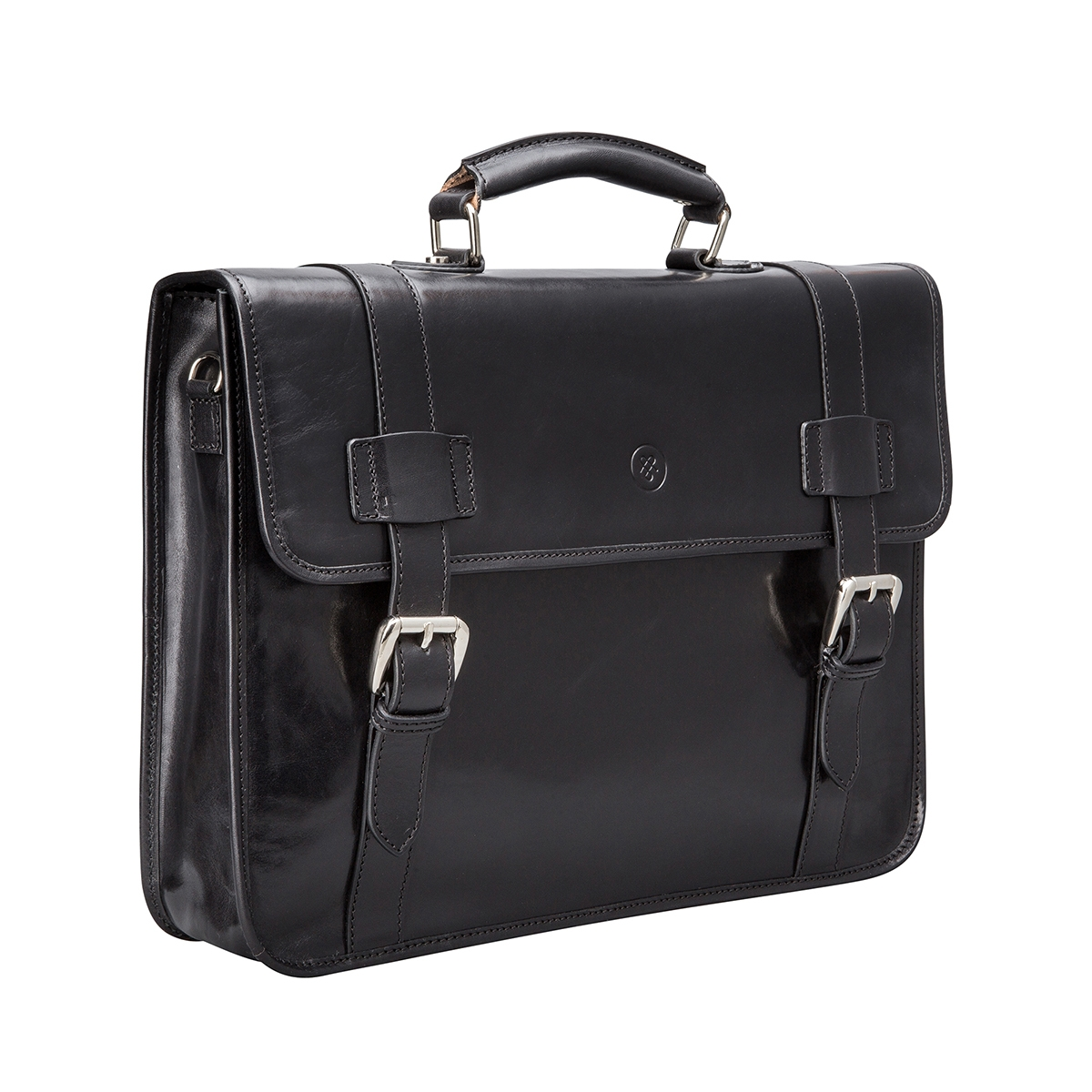 LEATHER BACKPACK BRIEFCASE