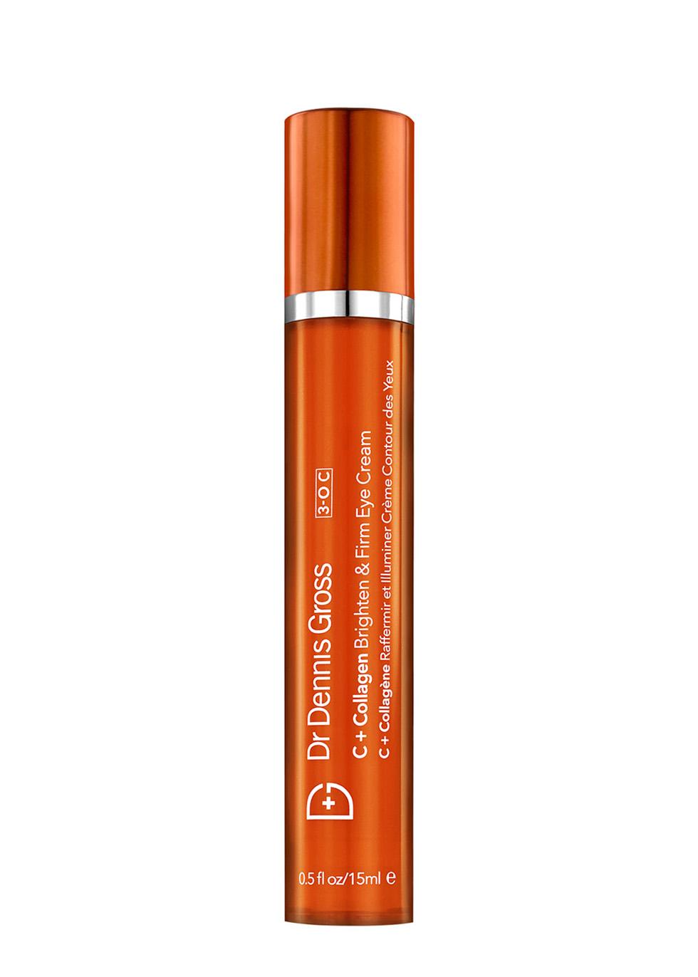 C + Collagen Brighten & Firm Eye Cream 15ml