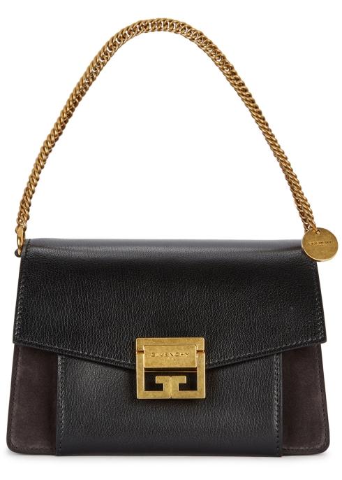 56eb614c0d8 Givenchy GV3 small leather shoulder bag - Harvey Nichols