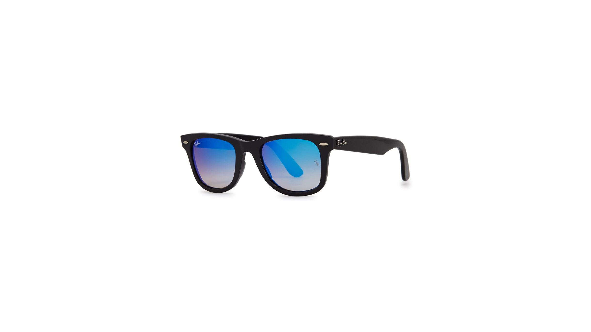 b19b3987b80 Ray-Ban Wayfarer Ease mirrored sunglasses - Harvey Nichols