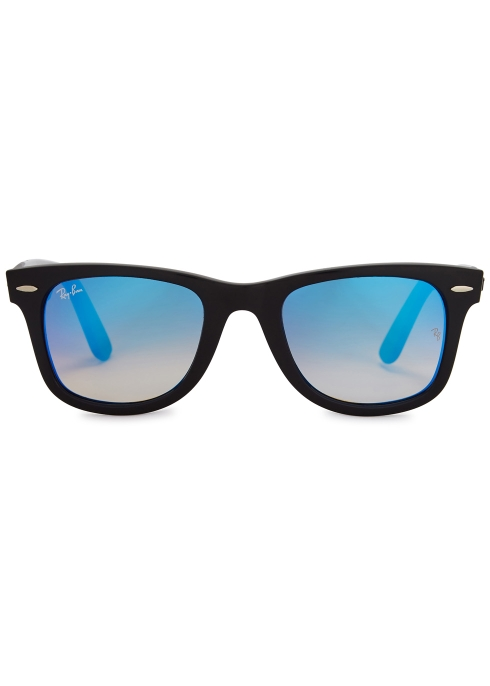 1aed562dffd Ray-Ban Wayfarer Ease mirrored sunglasses - Harvey Nichols