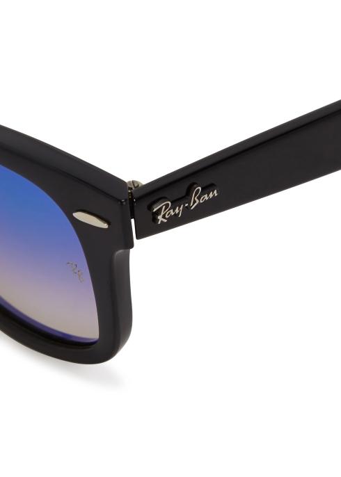 1aed562dffd Ray-Ban Wayfarer Ease mirrored sunglasses - Harvey Nichols