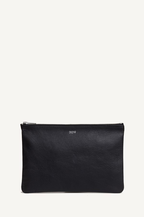 HOUSE OF DAGMAR LARGE POUCH