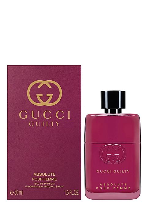 1f9f8d62d Gucci Guilty Absolute Pour Femme Eau De Parfum 50ml - Harvey Nichols