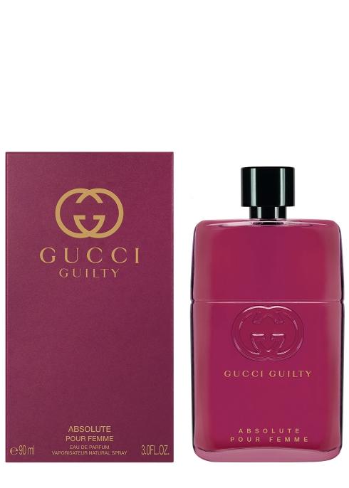 f9abaa6708d Gucci Guilty Absolute Pour Femme Eau De Parfum 90ml - Harvey Nichols