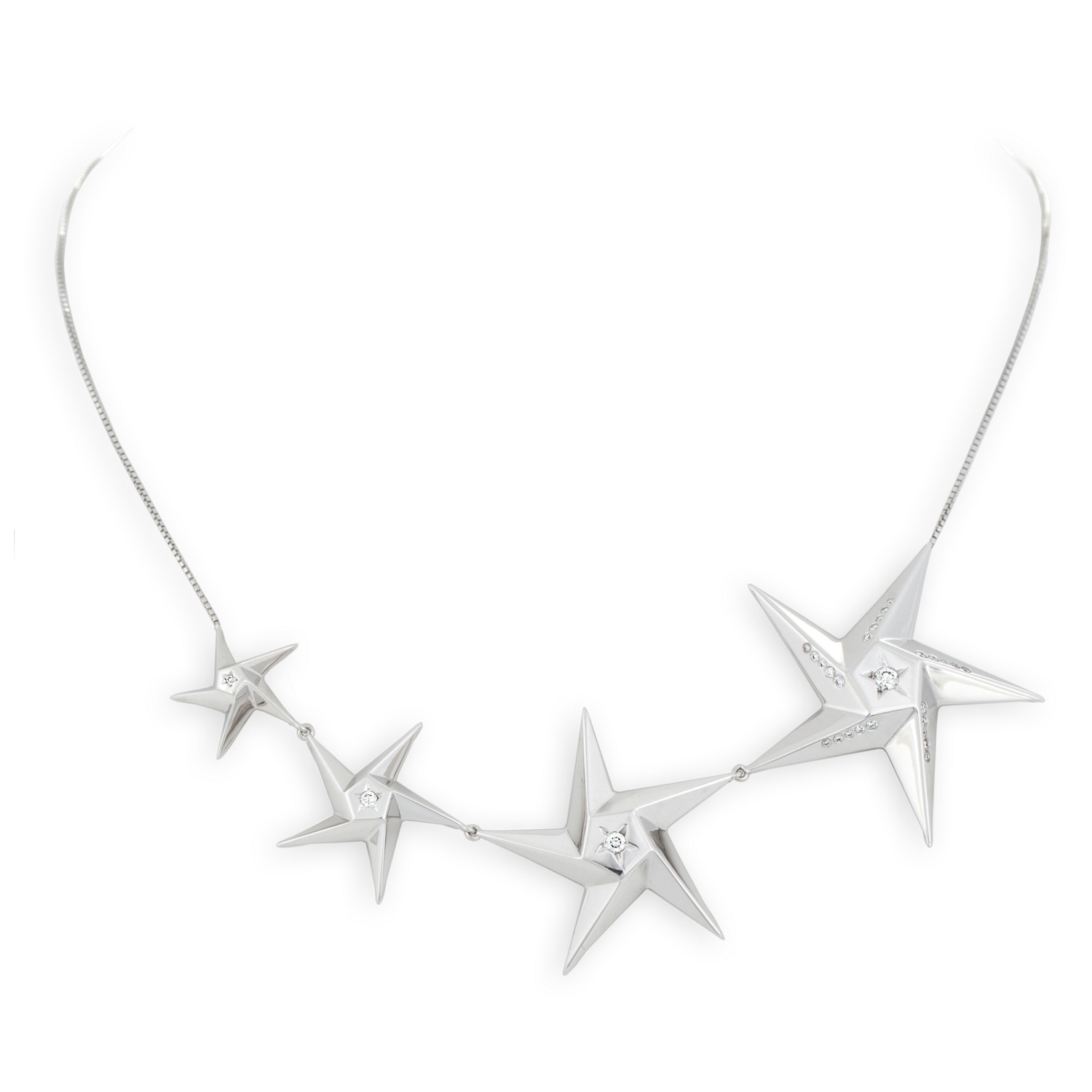 DAOU JEWELLERY Starlight Necklace
