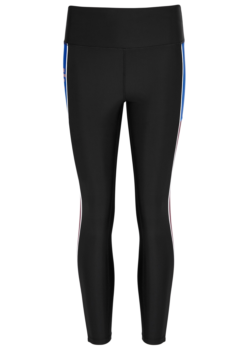 P.E NATION WITHOUT LIMIT CROPPED LEGGINGS
