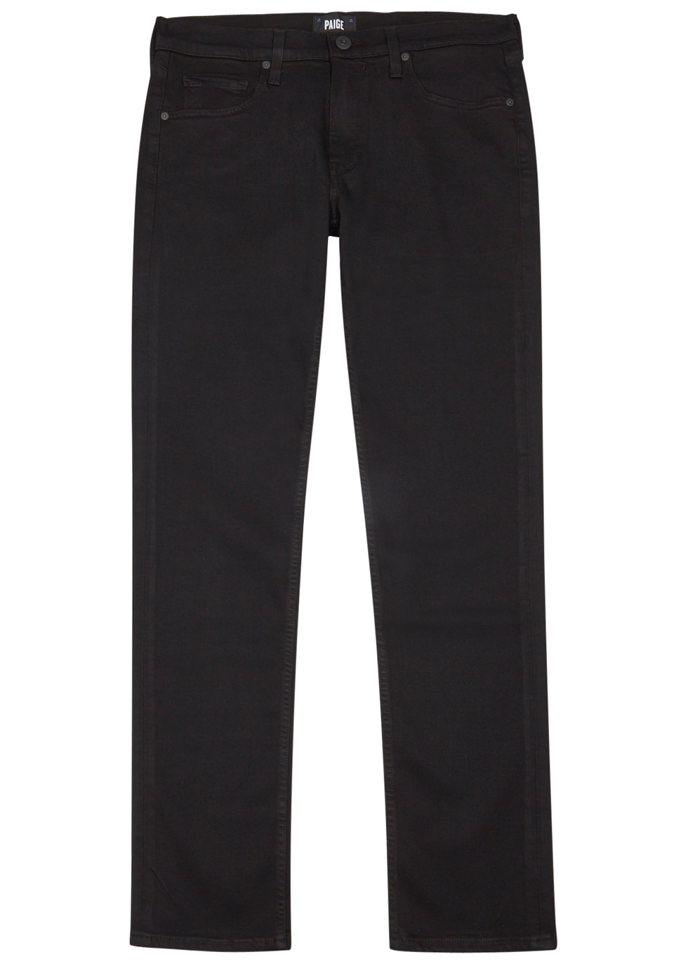 Lennox black slim-leg jeans