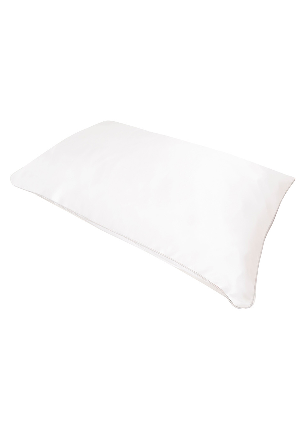 White Anti Ageing Silk Pillowcase