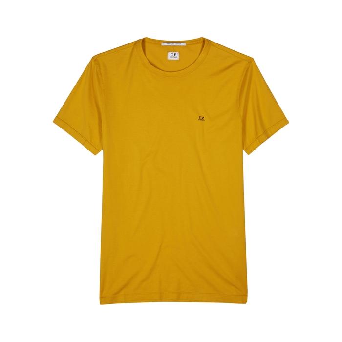 C.P. Company Mako Marigold Cotton T-shirt