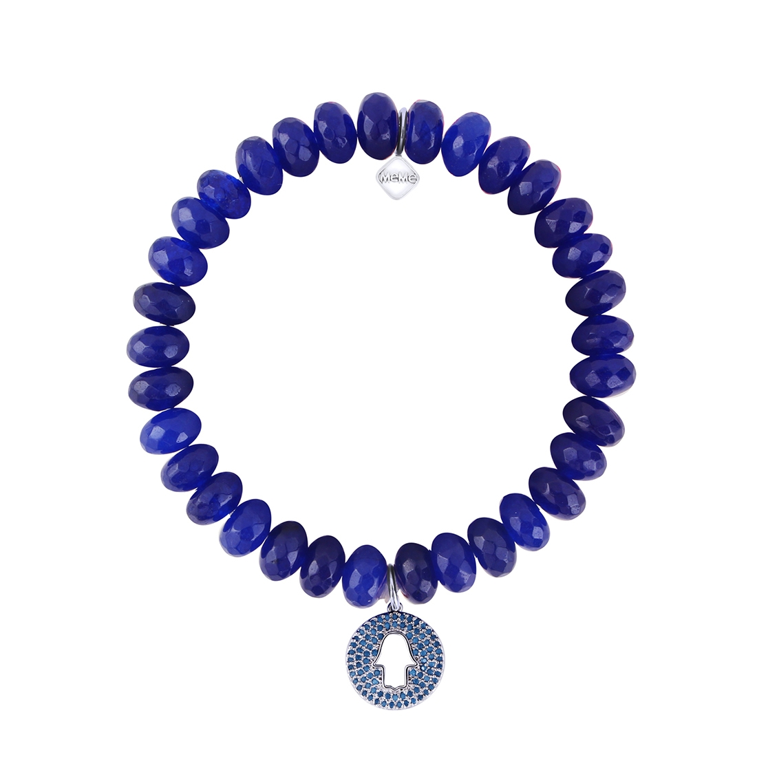 MEME LONDON HIGH FIVE - DEEP BLUE WITH WHITE GOLD