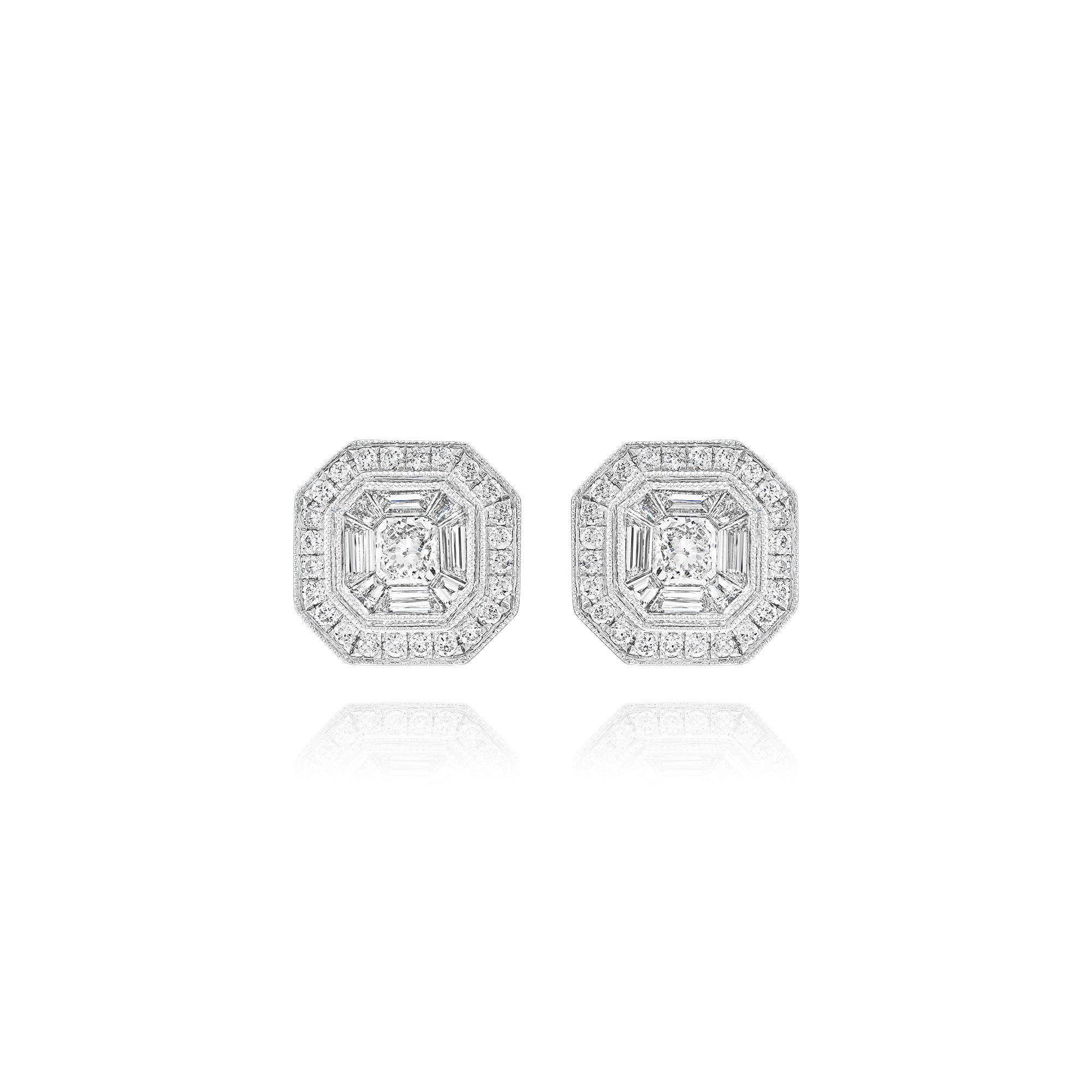 ORTAEA Bridal Earrings