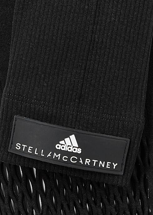 faf38c56f8121 adidas X Stella McCartney Yoga ECONYL® warp-knit leggings - Harvey ...