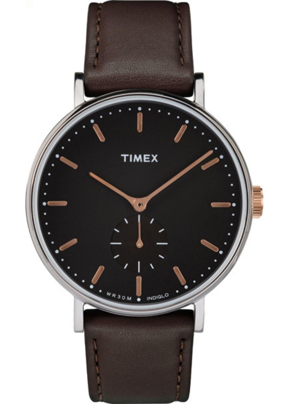 TIMEX | Timex Fairfield Chrono & Sub Second | Goxip