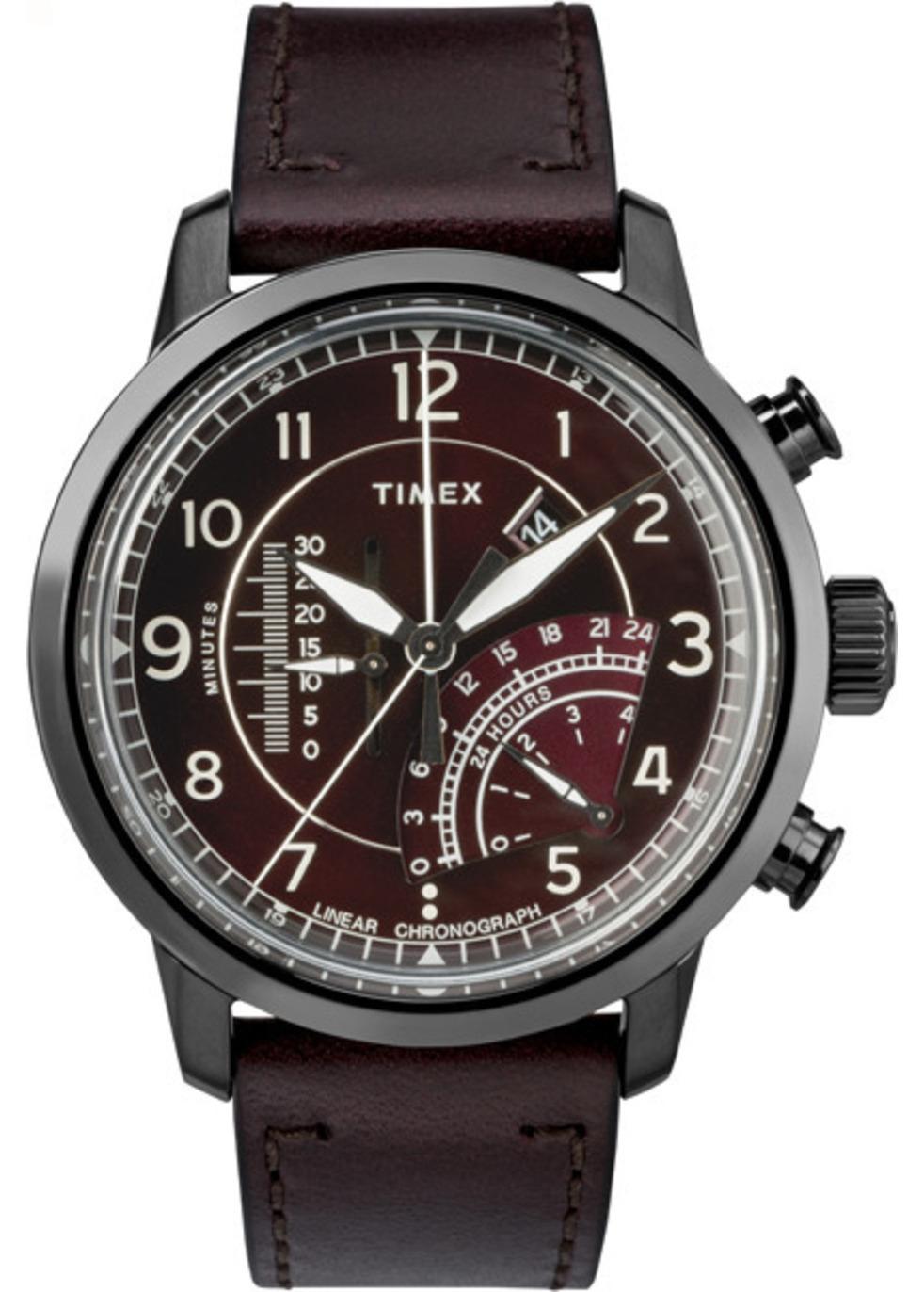 TIMEX   Timex Iq Linear   Goxip