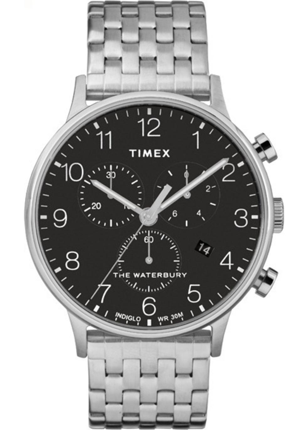 TIMEX   Timex Waterbury Classic Chrono   Goxip