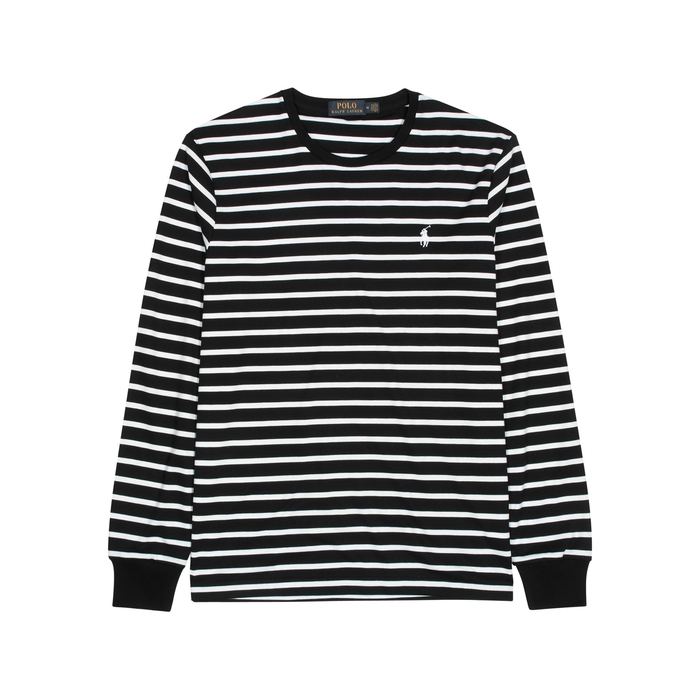 Polo Ralph Lauren Striped Cotton Top thumbnail