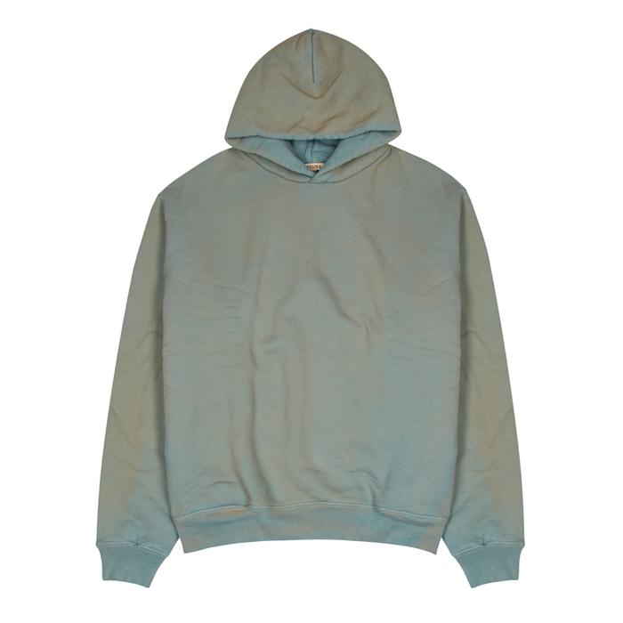 YEEZY SEASON 6 Green Cotton Sweatshirt