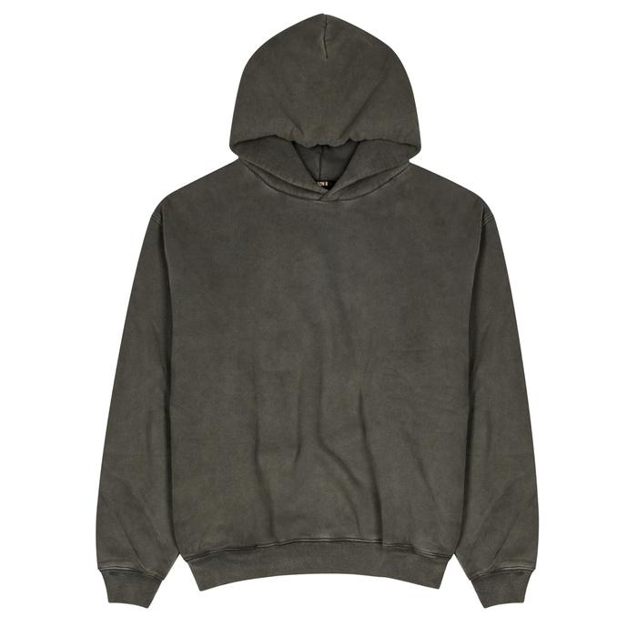 YEEZY SEASON 6 Army Green Cotton Sweatshirt