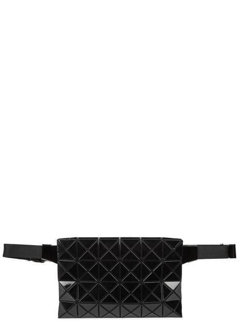 BAO BAO ISSEY MIYAKE Lucent black belt bag - Harvey Nichols b5c0a9d98c381