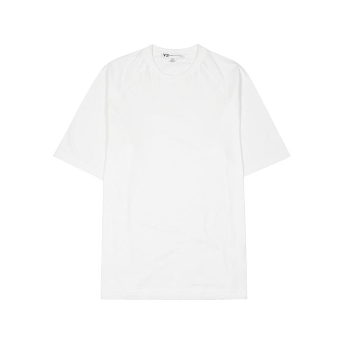 Y-3 Classic Logo-print Cotton T-shirt