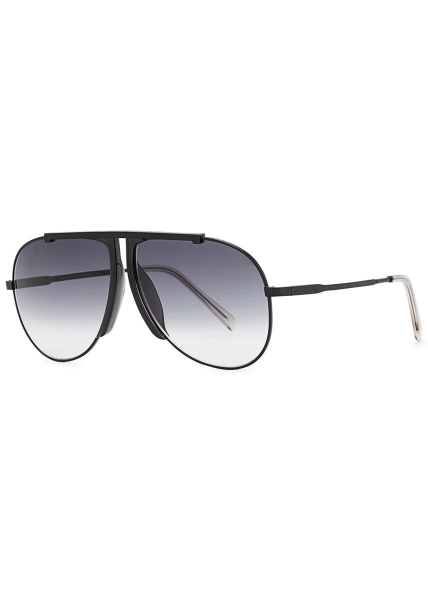 fb4acb98b37 Women s Designer Aviator Sunglasses - Harvey Nichols