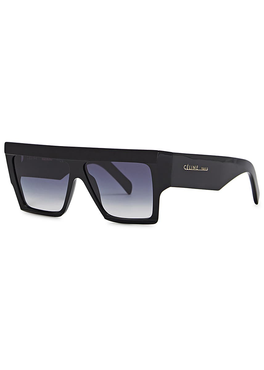 20211a977 Celine Sunglasses, Wayfarers, Round Frame, Square Frame - Harvey Nichols