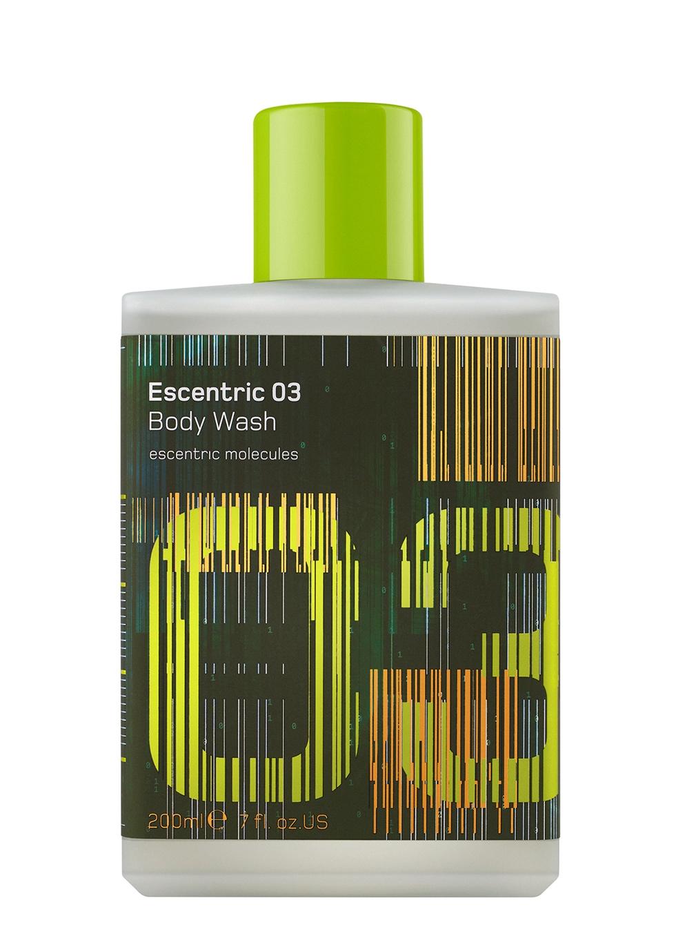 Escentric Body Wash E03 200ml