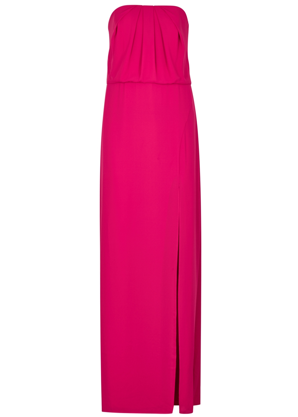PINK GEORGETTE GOWN
