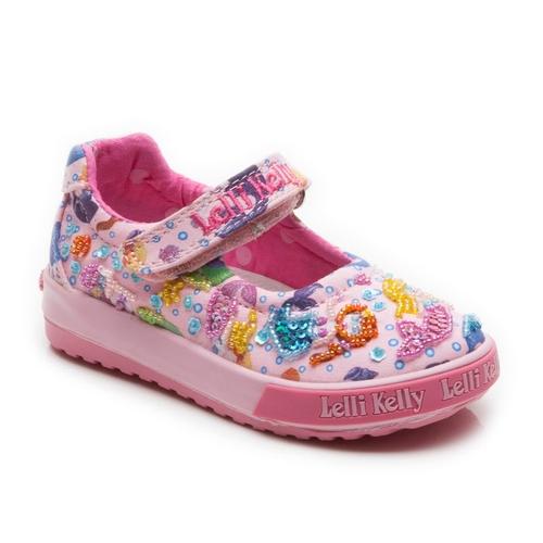 Lelli Kelly Kids Mermaid Dolly Shoe thumbnail