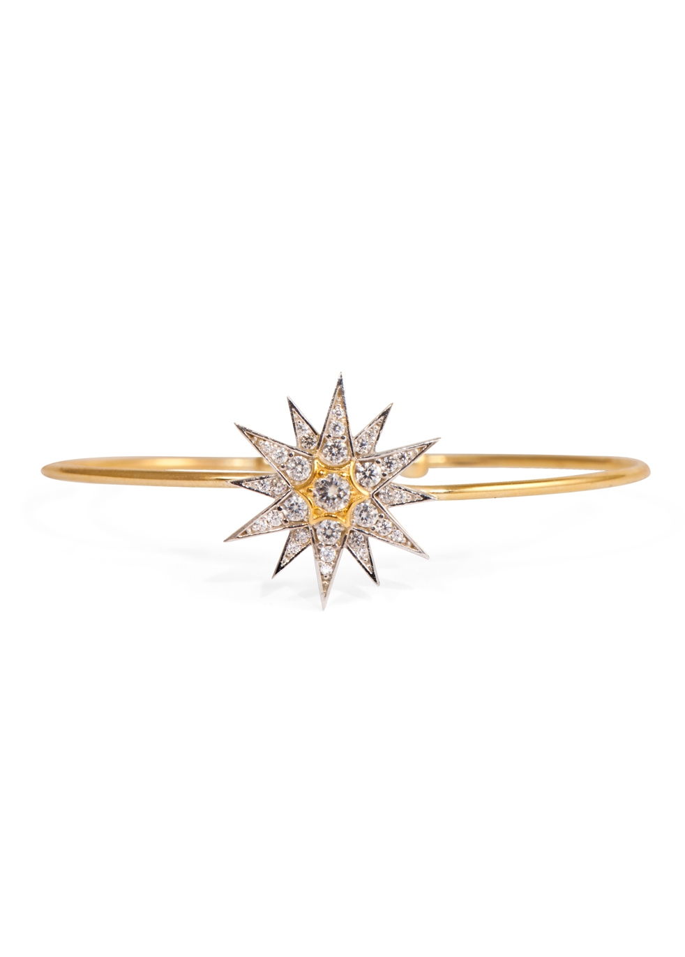 APPLES & FIGS CELESTIAL STAR GOLD CUFF