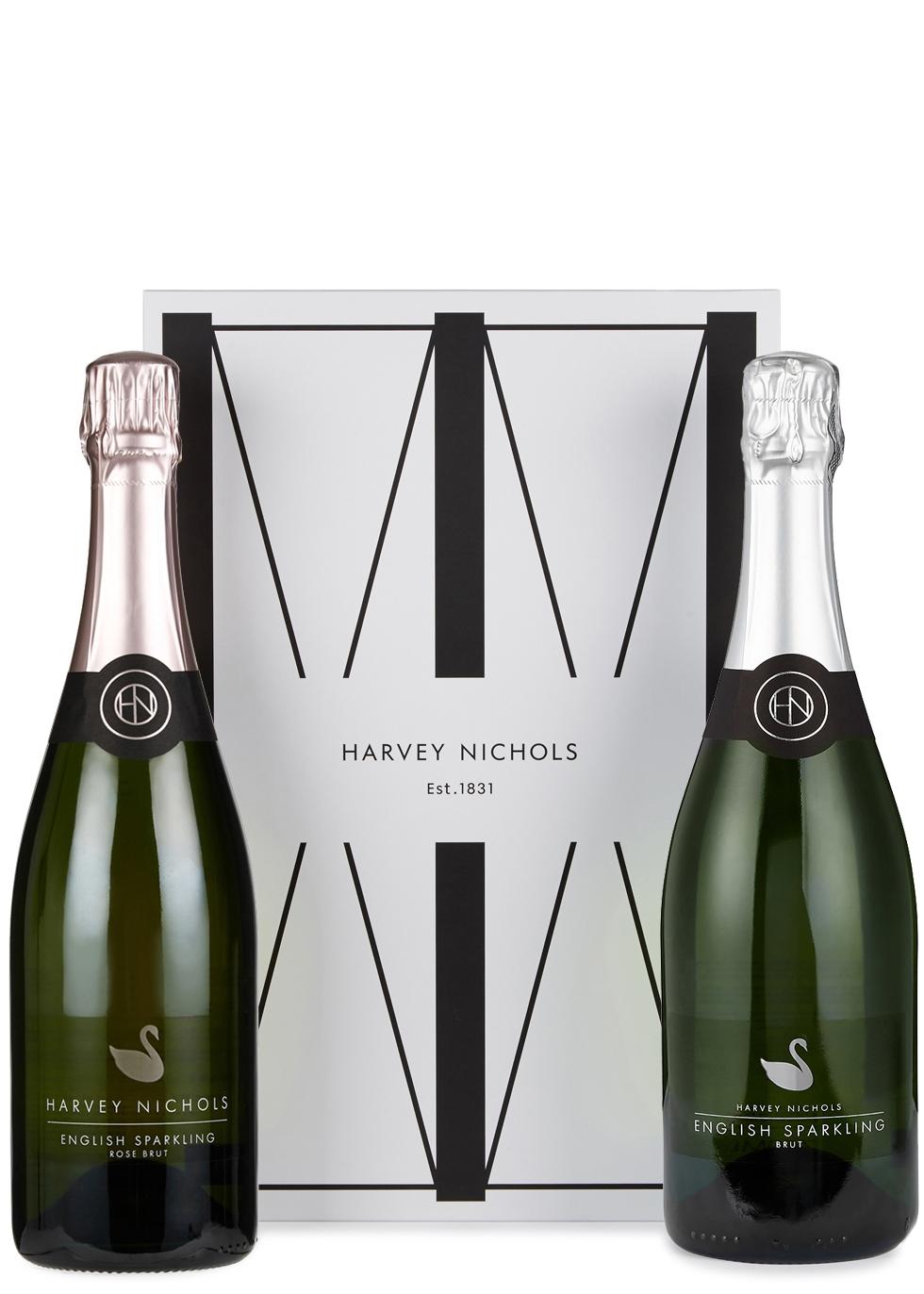 English Sparkling Wine Duo - Harvey Nichols