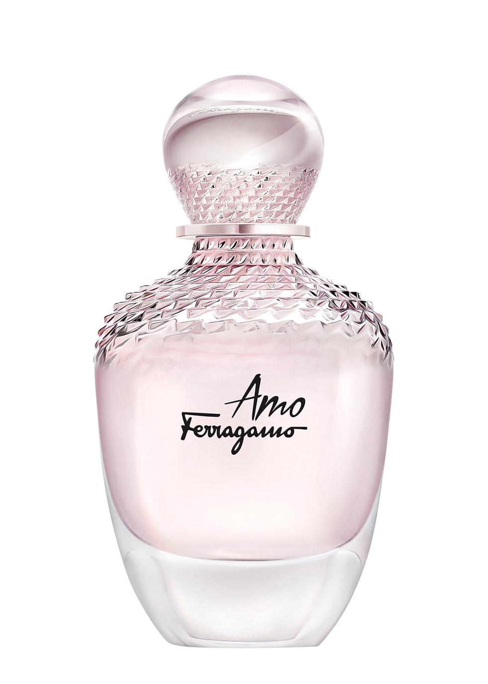 Amo Ferragamo Eau De Parfum 100ml - Salvatore Ferragamo