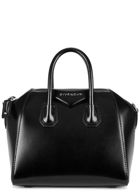 9b477c11b5 Givenchy Antigona mini sugar leather tote - Harvey Nichols