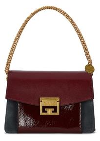 Gv3 Small Leather Shoulder Bag