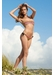 Salinas bandeau bikini bottom multi - Valimare