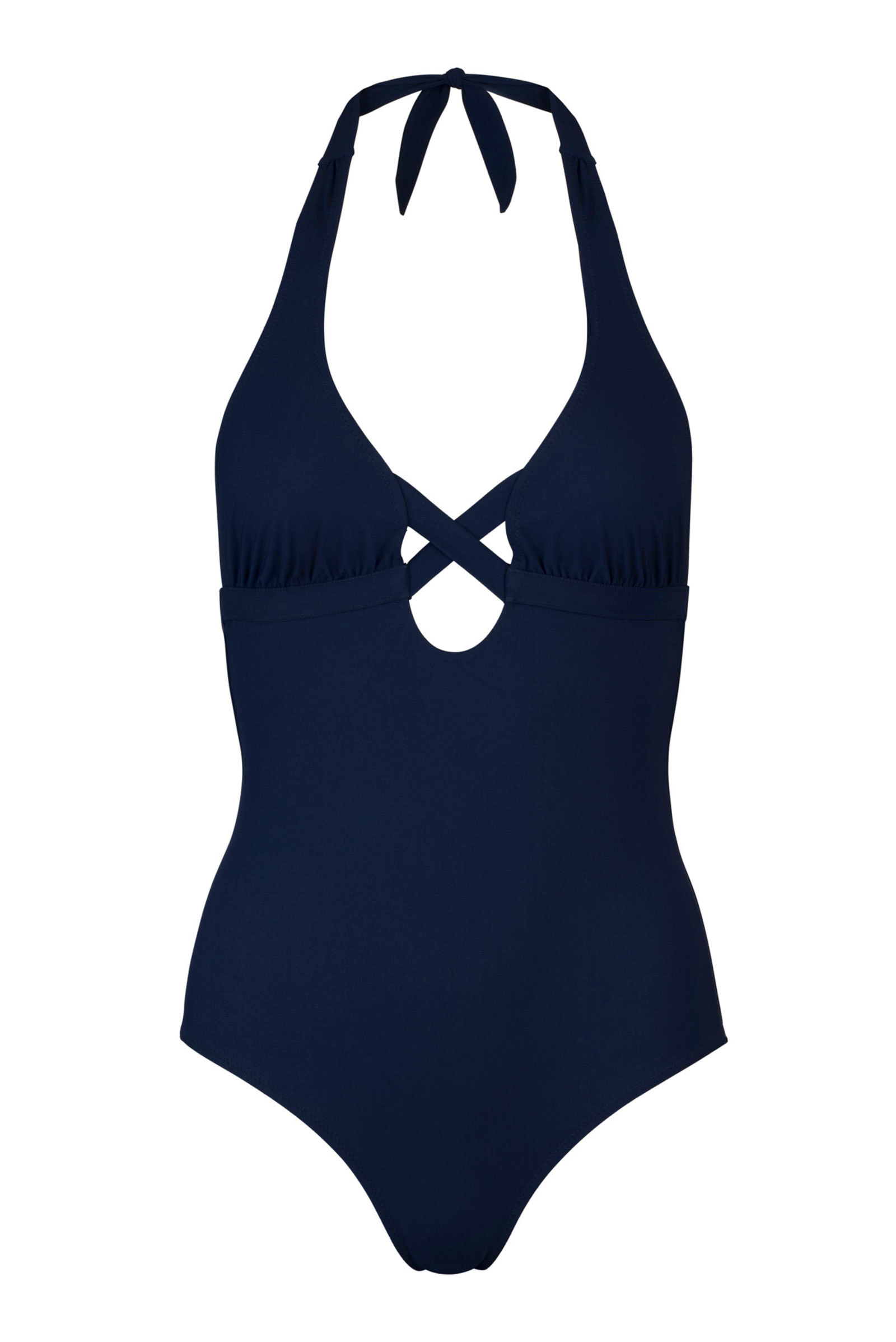 VALIMAR CANNES CROSS ONE PIECE NAVY